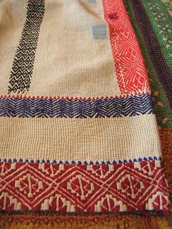 ラリーキルト アジア 布雑貨 インド パキスタン