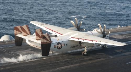 C-2A CVN75_Dec 2013