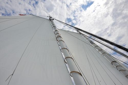 America Gaff Sails