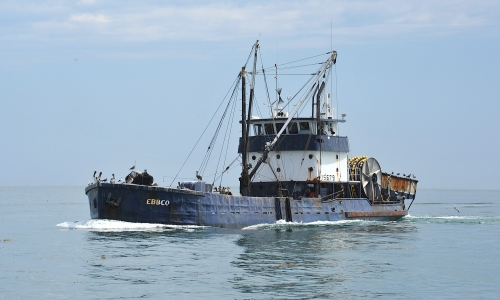 EBBCO Fishing Ship