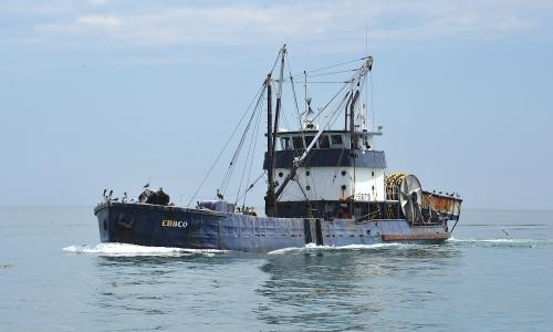 EBBCO Fishing Ship