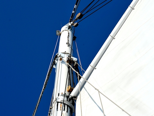 America Fore Mast Top