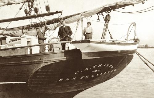 CA Thayer 1905 San Pedro