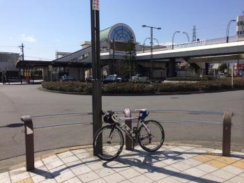 020この後新事務所で1時間、最寄り駅の小作駅
