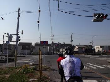 010R357からK24に入ってR16との交差点(村田町?)