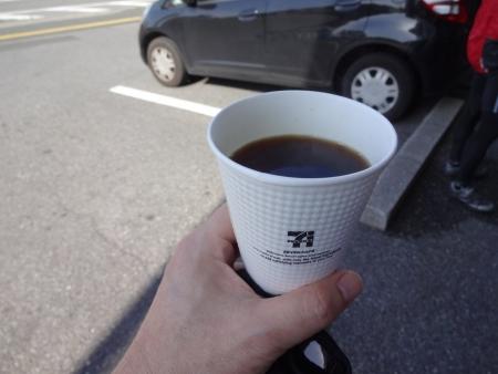 016ホットコーヒー