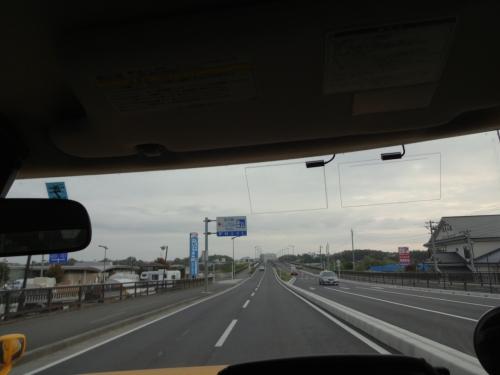 002道の駅しょうなん&手賀沼はパス、ここからR6で