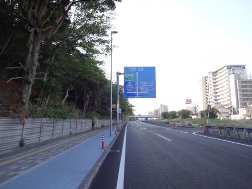 003R14を千葉市方面へ、空いてて走り易い