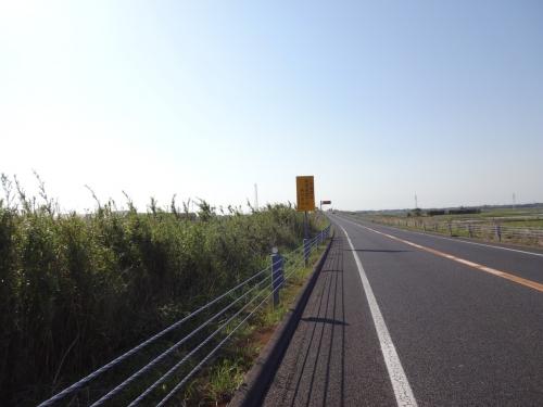 007対面通行の有料道路、走り易い