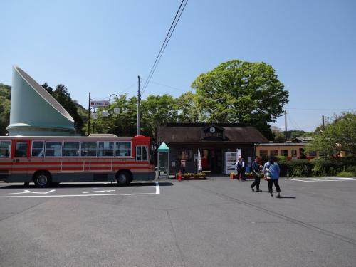 022いすみ鉄道上総中野駅に人がいたので