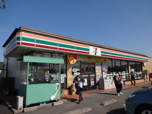 040目の前のセブン君津根本店