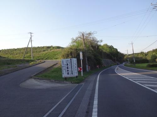 045うぐいすラインを通って千葉市を目指します