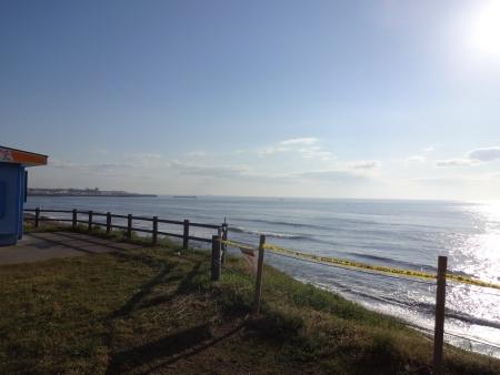 005朝の海岸