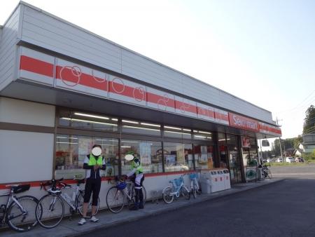 037久慈川沿いを通ってPC4のセイコーマートへ