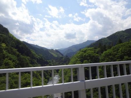 009更に渓谷が景色が美しい