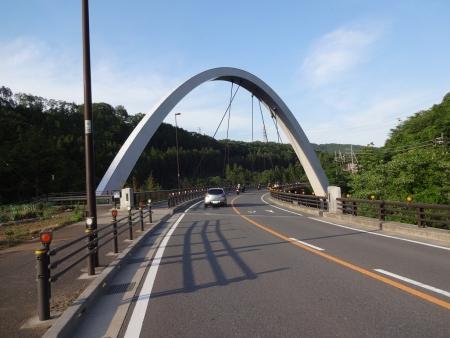 029そしてR○を通り、こんな橋のある