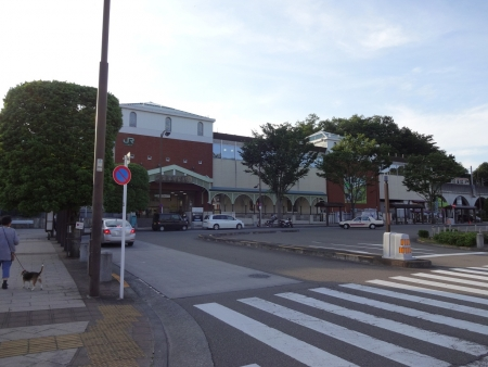 030武蔵五日市駅に到着