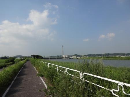 029長門川を利根川方面へ