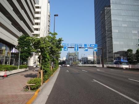 020青梅街道K4を西東京方面へ
