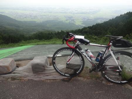 029きのこ山から足尾山へ、ハンググライダー