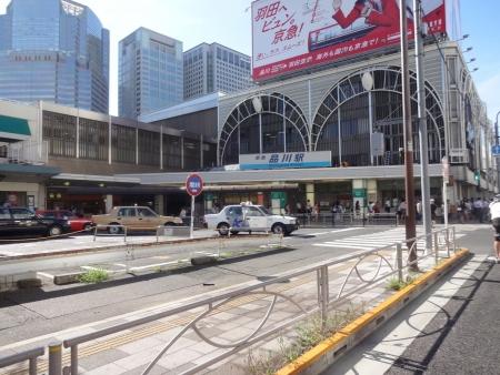 021品川駅を通過