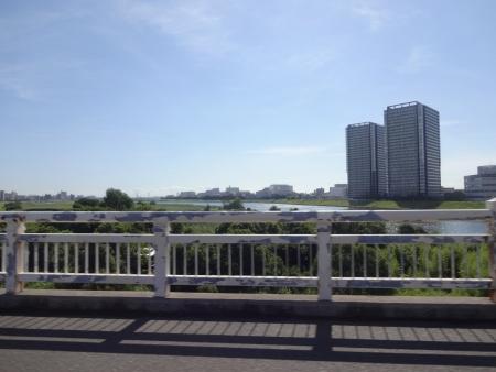 025多摩川です