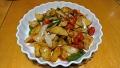 白菜の土鍋蒸し 20140419
