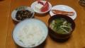 朝食定食 20140531