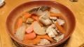 大根とにんじんの煮物 20140623