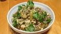 茄子と牛肉の卵とじ 20140717