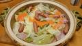 野菜の土鍋蒸し 20140718