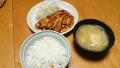 鶏の胸肉のしょうが焼き 20140913