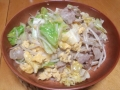 野菜炒め 20140410