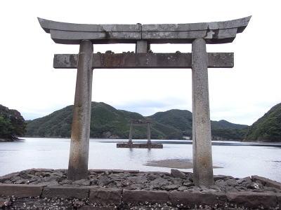 和多都美神社(わたづみじんじゃ)