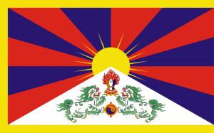 チベットの国旗