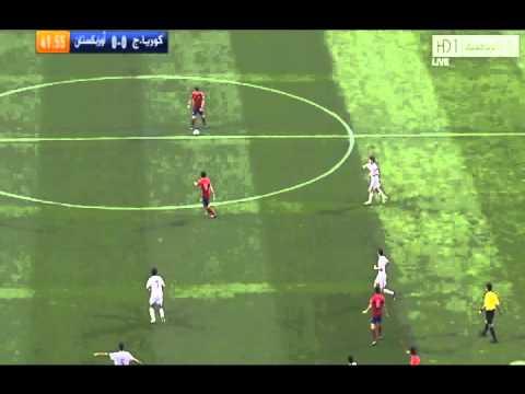 韓国のハンド見逃される 韓国VSウズベキスタン Korea Uzbekistan ワールドカップ最終予選