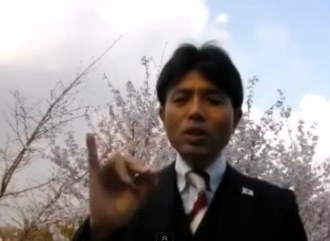 野々村竜太郎・兵庫県議が数字の「3」までを数える時の指の使い方も朝鮮式だった【キチ○イ会見】野々村兵庫県議が当選したばかりの頃の動画がすでに笑えると話題に