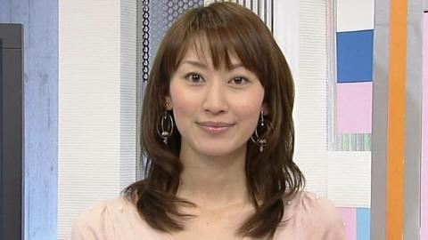 2012年4月、TBS「ニュース23」の野田首相出演番組での仕込み・実際は元中京テレビのアナウンサー ・我妻 絵美