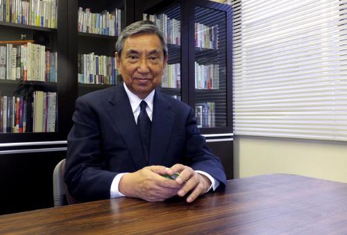 河野元衆院議長:第二次大戦への日本の反省は不十分-インタビュー
