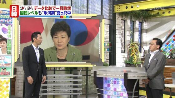 ミヤネ屋で朴一「日本と韓国は同盟国」