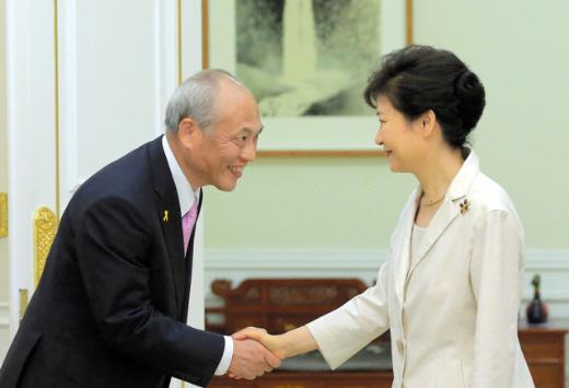 【東京都】 舛添要一知事 「90%以上の都民は韓国が好きだ」