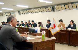 昭和 61年に旧6町が韓国釜山広域市影島区と姉妹縁組を結び、以来毎年交流活動を行っています