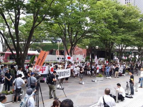 #舛添東京都知事リコール