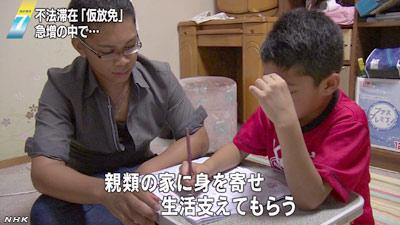 0819_05_shinruiしかし、在留資格がないため働くことが認められず、親類の家に身を寄せて支援を受けながら暮らしています。
