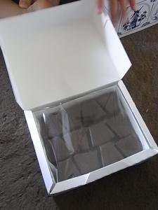 mit Schokolade