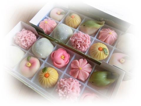 春の主菓子