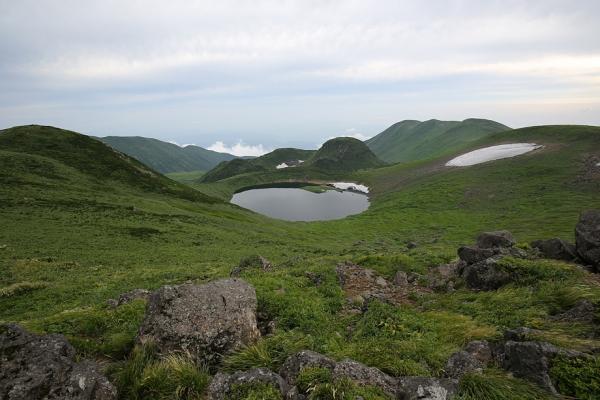 鳥海湖(鳥の海)