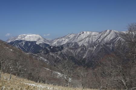 藤原岳ばっちり