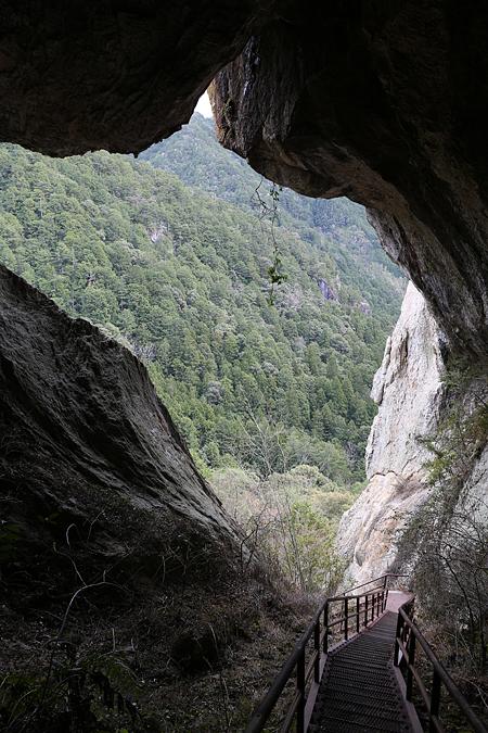 乳岩はアドベンチャー。