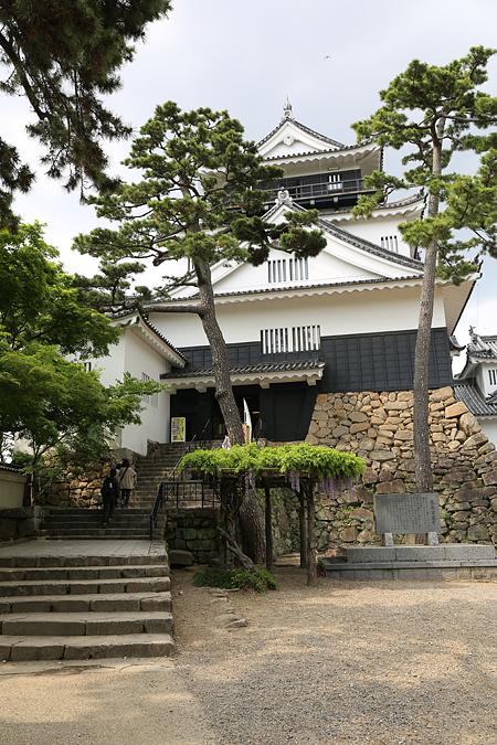 岡崎城。外観はまーまーだが。。。